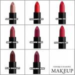 Federico Mahora Color Intense Classic Burgundy Wine Lipstick 4.2g