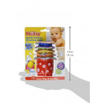 Nuby Stacking Cups - 6m+