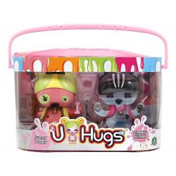 Giochi Preziosi - U-Hugs Doll Cat + Dog