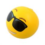 Emoji Inflatable Beach Ball, Assortment Models