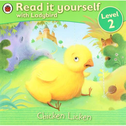 Ladybird : Read it Yourself L2 : Chicken Licken