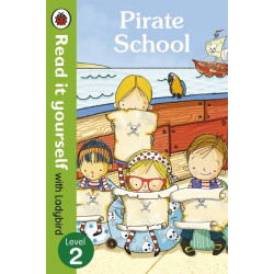 Ladybird : Read It Yourself L2 : Pirate School