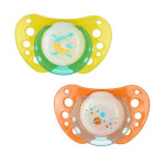 Chicco Physio Air, +12 months, Silicone Soother, 2pc