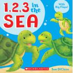 Scholastic : 1, 2, 3 In The Sea