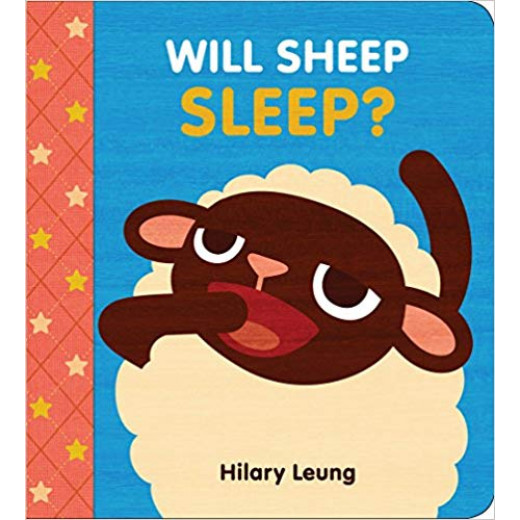 Scholastic: Will Sheep Sleep? By Hilary Leung