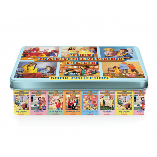 Scholastic: The Baby-Sitters Club Retro Set