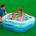 Intex Summer Colors Pool It, 185 cm X 180 cm X 53 cm