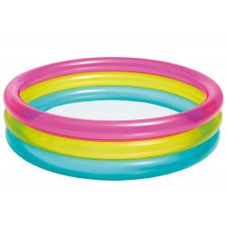 Intex - Pool Baby Rainbow, 86 x 25 cm