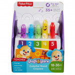 Fisher-Price Laugh & Learn Colorful Mood Crayons