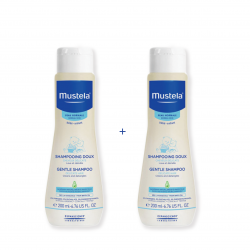 Mustela Baby Shampoo Package