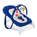 كرسي هزاز بيبي هوبلا من تشيكو، أزرق