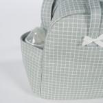 Pasito a Pasito Changing Bag, Miel Grey