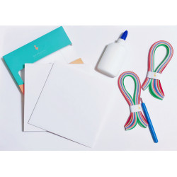 Waragami Quilling Basic Kit