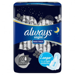 Always - Maxi Thick Extra Long 24 Pads