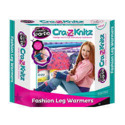 Cra-Z-Art Crazknitz Trendy Leg Wear