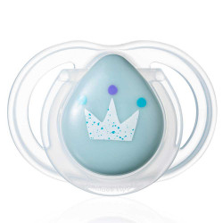Tommee Tippee Newborn Pacifier, 0-2 months, Crown
