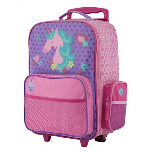 Stephen Joseph Classic Rolling Backpack  Unicorn 45 cm