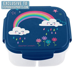 Stephen Joseph Container With Ice-Pack Rainbow