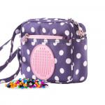 Pixie Handbag-CIRCLE-POP-PINK