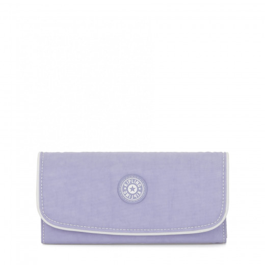 Kipling Supermoney  Active Lilac Bl