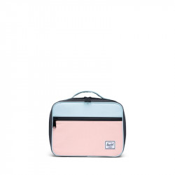 Herschel Pop Quiz Lunch Box  Color: Glaciref/Camors