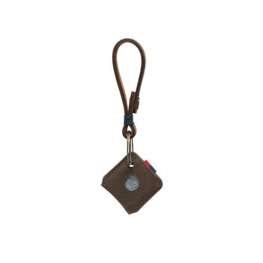 Herschel Keychain + Tile Color: Brownubuck