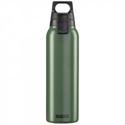 SIGG Thermo Flask Hot & Cold ONE Shade Leaf Green Bottle 0.5 L