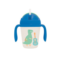 Penny Bamboo Sippy Cup - Dino Rock