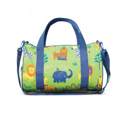 Penny Duffle Bag Coated - Wild Thing