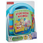 Fisher-Price Laugh and Learn Storybook Rhymes Book