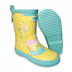 Penny Scallan Gumboot Tall Park Life, Size 27