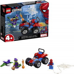 LEGO Superheroes: Spider-man Car Chase