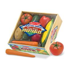 Melissa & Doug Play-Time Produce Vegetables