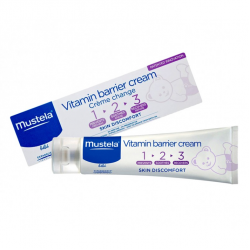 Mustela Vitamin Barrier Cream 50 ml