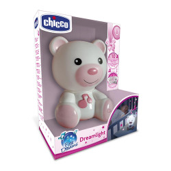 Chicco Toy Fd Dreamlight Pink