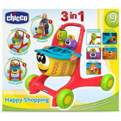 Chicco Toy Walker Happy Shopping FR/EN