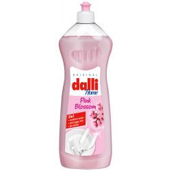 Dalli Pink Blossom Dishwashing Liquid Pink Flower 1L