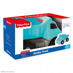 Fisher-Price Jumbo Truck - blue