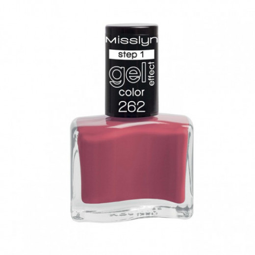 Misslyn Gel Effect Color No. 262