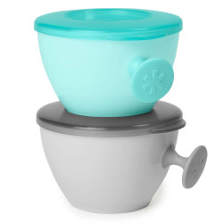 Skip Hop Easy Grab Bowl, Teal