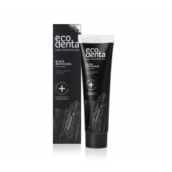 ECODENTA Black Whitening Toothpaste, 100 ml
