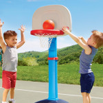 Little Tikes TotSports Easy Score Toy Basketball Set