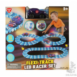 PlayGo Flexi-Track Racer Set 103 Pcs
