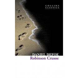Robinson Crusoe (Collins Classics), 304 pages