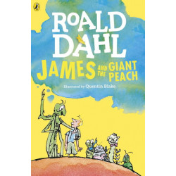James and the Giant Peach, softcover 160 pages