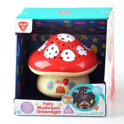 PlayGo Fairy Mushroom with Night light Sound
