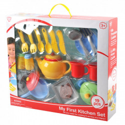 PlayGo My First Kitchen Set 19 pcs
