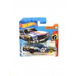 Hot Wheels -Euro Car Clipstrip1x72 - Assortment - 1 pack - Random Selection