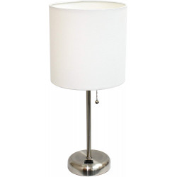 Funna Table Lamp Premium- White