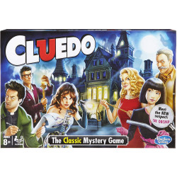 Hasbro Gaming Cluedo The Classic Mystery Game